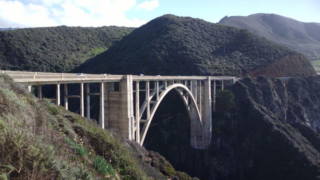 Historic Bixby Creek Bridge