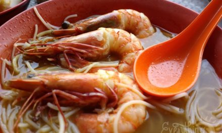 Hunting for the Best Prawn Noodles in Singapore