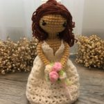 Wedding Couple Bride Amigurumi